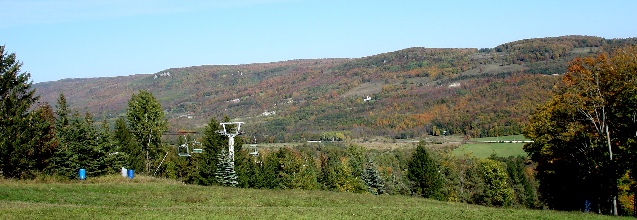 Beaver Valley in Autumn